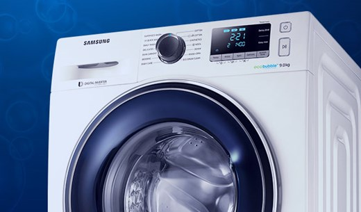 Win a Samsung Washing Machine from ao.com