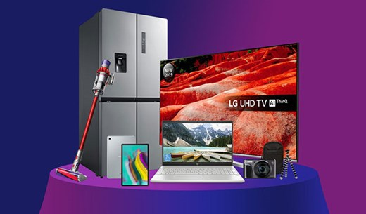 Win £800 to spend at Currys PC World