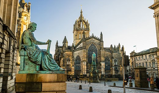 Win a Weekend Break to Edinburgh