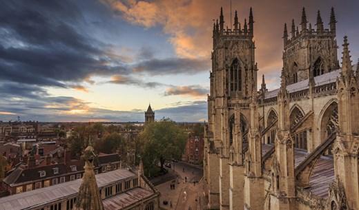 Win a Weekend Break to York