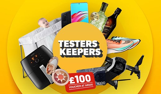 Testers Keepers: Product Testers Wanted – Apply Today