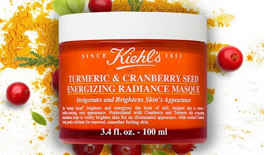 Does the Kiehl's Turmeric & Cranberry Seed Face Masque live up to the hype?