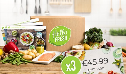 How easy is HelloFresh? Try it out and tell us what you think