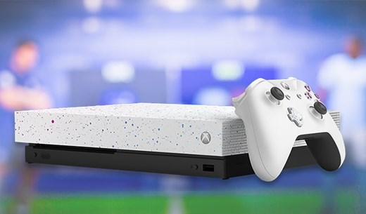 Review the  Special Edition Xbox One X