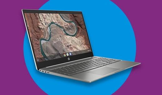 Win a HP Chromebook