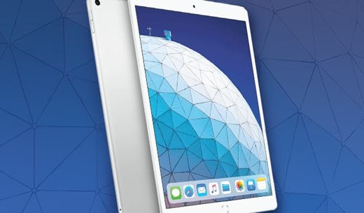 Win an iPad Air (64GB)
