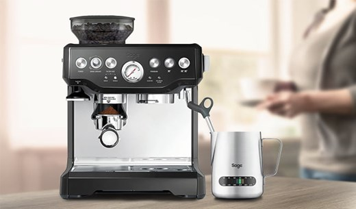 Love coffee, you will love the Barista Express - Enter now for your chance to win