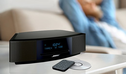 Prize Draw for a Bose Wave Music System