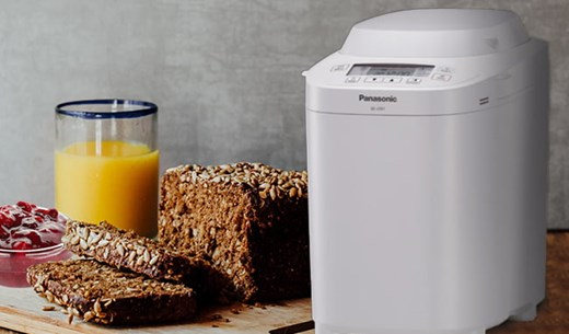 Your chance to win a breadmaker