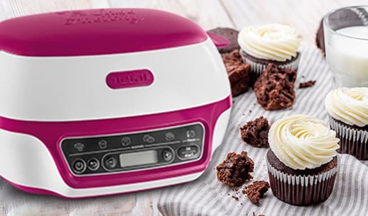 Start baking with the family - win a Tefal Cake Factory