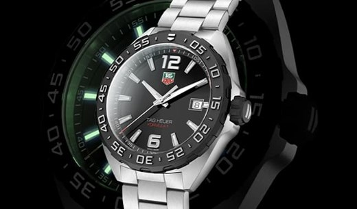 Tell us what you think of the Tag Heuer Formula 1 watch