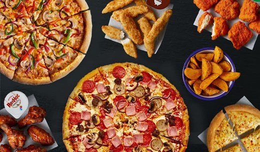 4 Taste Testers Required - Review Domino's Pizzas