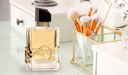 Try the new fragrance of Freedom - Yves Saint Laurent's Libre