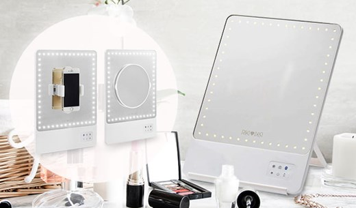 Calling beauty lovers to review the Riki Vanity Mirror