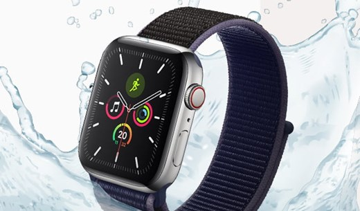 What do you think of the Apple Watch Series 5?