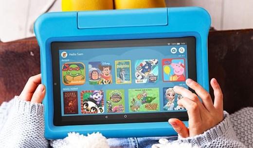 Win a Kids Tablet
