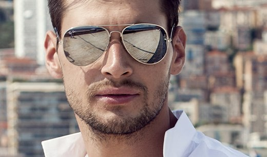 How stylish will you look in a pair of Rayban Aviator sunglasses?