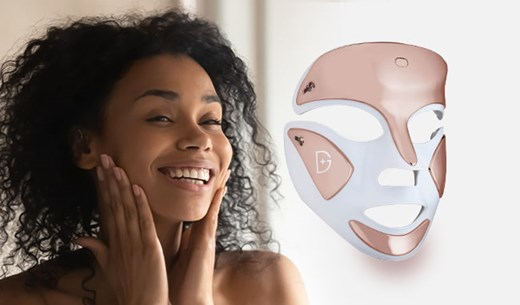 Do at home LED masks work? Try Dr. Dennis Gross' SpectraLite mask