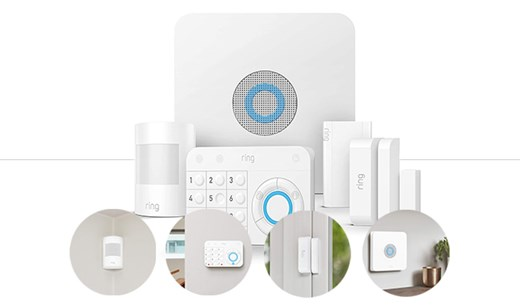 Help us test and keep this 5-piece Ring Alarm Kit + Ring Indoor Camera