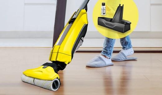 Win a Karcher FC 5 Hard Floor Cleaner