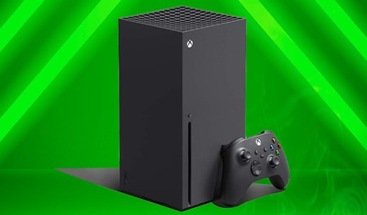 Test and keep a Xbox Series X console