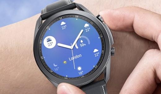 Test and keep a Samsung Galaxy Watch 3