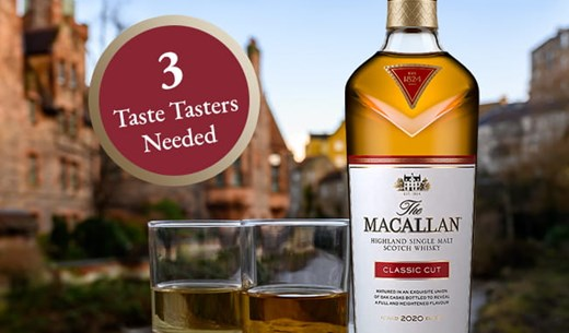 Try the Macallan Classic Cut 2020 Edition Whisky