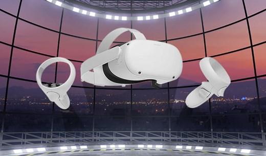 Win an Oculus Quest 2 VR Headset