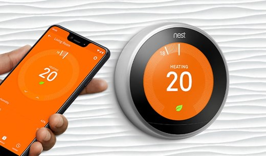 Review and keep a Google Nest Learning Thermostat