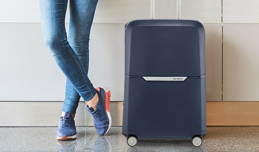 Win a Samsonite Magnum Spinner Suitcase
