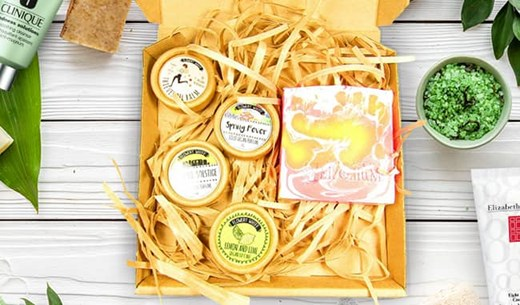 Product reviewers needed to test the Vegan Soap and Balms Beauty Box