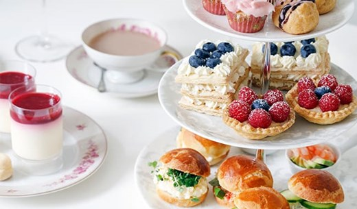 Win afternoon tea break worth up to £250