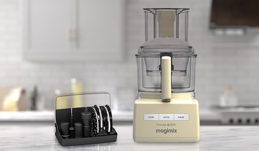 Help us review and keep the Magimix 4200XL BlenderMix Food Processor