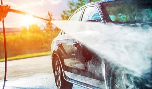 Win a Karcher Car Pressure Washer