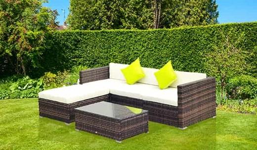 Win a 5-piece Garden Furniture Set