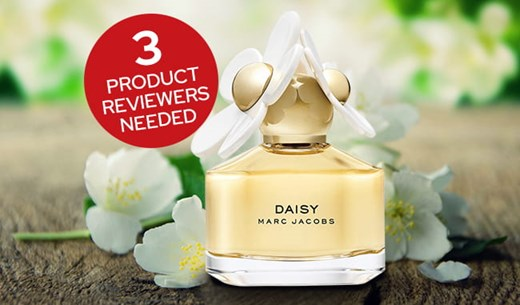 Apply to review the popular Marc Jacobs Daisy Fragrance