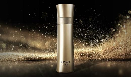 Giorgio Armani's Latest Fragrance - Try for FREE