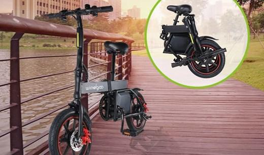 Enter to win the Windgoo Electric Foldable Bike